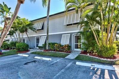 25496 Cockleshell Dr UNIT 301, Bonita Springs, FL 34135 - MLS#: 218080525