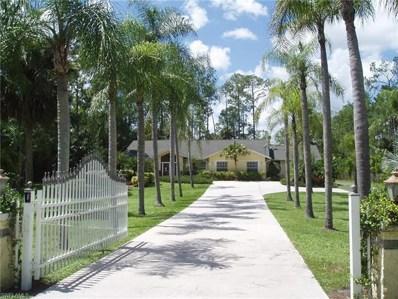 491 31st St NW, Naples, FL 34120 - MLS#: 218080613