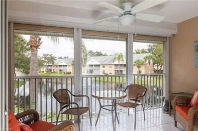 132 Pebble Shores Dr UNIT 7-201, Naples, FL 34110 - MLS#: 218080734