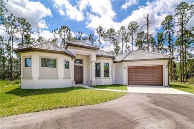 2602 18th Ave NE, Naples, FL 34120 - MLS#: 218080802