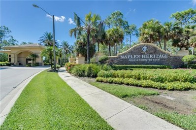7505 Stoneybrook Dr UNIT 738, Naples, FL 34112 - MLS#: 218081636