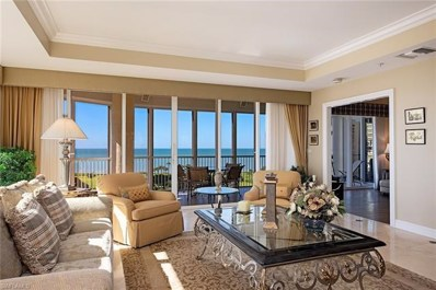 4201 Gulf Shore Blvd N UNIT 801, Naples, FL 34103 - MLS#: 218081793