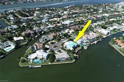 2295 Snook Dr, Naples, FL 34102 - MLS#: 218082472