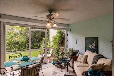 15475 Cedarwood Ln UNIT 8-101, Naples, FL 34110 - MLS#: 218082780