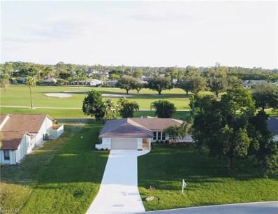 7342 Constitution Cir, Fort Myers, FL 33967 - MLS#: 219000185