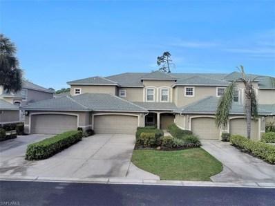 3465 Laurel Greens Ln S UNIT 101, Naples, FL 34119 - MLS#: 219005450