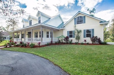 3430 3rd Ave NW, Naples, FL 34120 - MLS#: 219005484