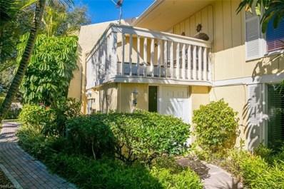 925 Palm View Dr UNIT E-118, Naples, FL 34110 - MLS#: 219007128