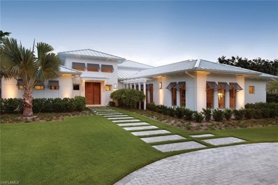 575 Palm Cir W, Naples, FL 34102 - MLS#: 219009944
