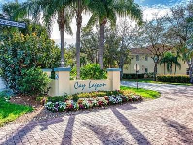 2155 Cay Lagoon Dr UNIT 412, Naples, FL 34109 - MLS#: 219016607