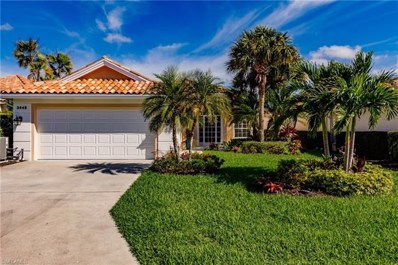 3445 Donoso Ct, Naples, FL 34109 - MLS#: 219018942