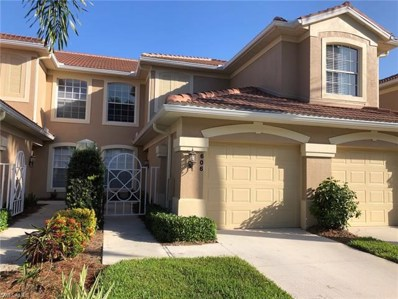 23570 Wisteria Pointe Dr UNIT 606, Estero, FL 34135 - MLS#: 219020819