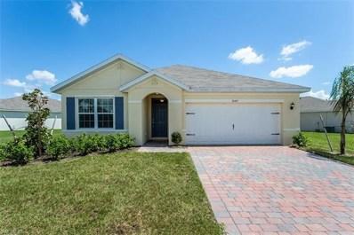 10469 Canal Brook Ln, Lehigh Acres, FL 33936 - MLS#: 219023374