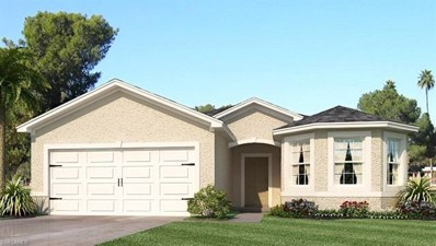 10493 Canal Brook Ln, Lehigh Acres, FL 33936 - MLS#: 219024411
