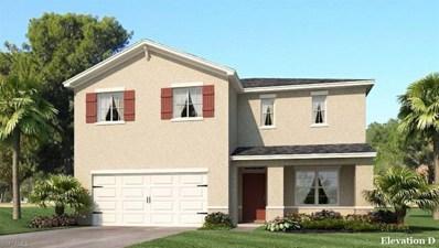 10496 Canal Brook Ln, Lehigh Acres, FL 33936 - MLS#: 219024566