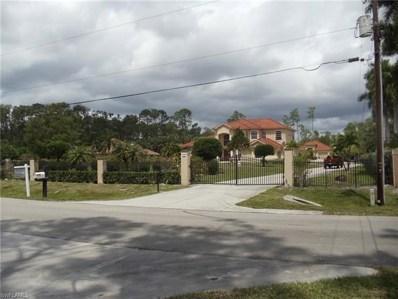 5811 Shady Oaks Ln, Naples, FL 34119 - MLS#: 219027636