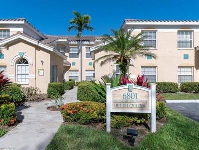 6801 Satinleaf Rd S UNIT 203, Naples, FL 34109 - MLS#: 219030373