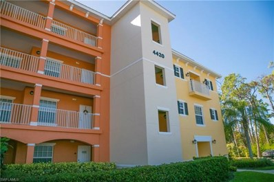4420 Botanical Place Cir UNIT 107, Naples, FL 34112 - MLS#: 219031139