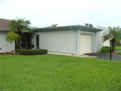 3287 Boca Ciega Dr UNIT D-20, Naples, FL 34112 - MLS#: 219036509