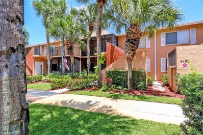 4100 Looking Glass Ln UNIT 3008, Naples, FL 34112 - MLS#: 219037266