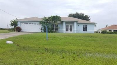 217 27th Pl, Cape Coral, FL 33993 - MLS#: 219048926