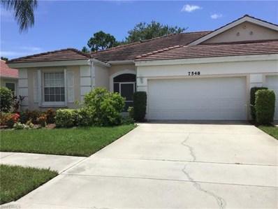 7548 Berkshire Pines Dr, Naples, FL 34104 - MLS#: 219049470