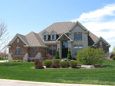 1712 Amen Corner Court, Chesterton, IN 46304 - MLS#: 370926