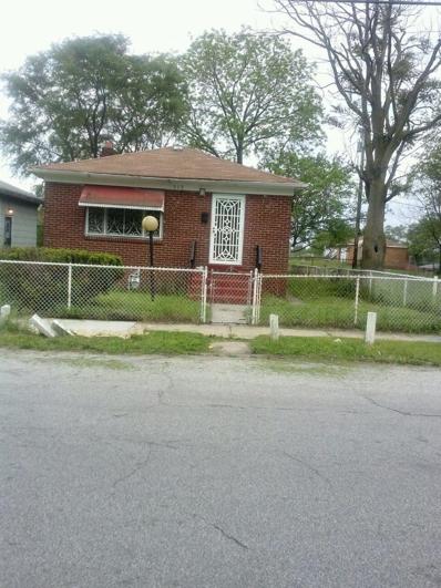 317 W 23rd Avenue, Gary, IN 46407 - #: 414804