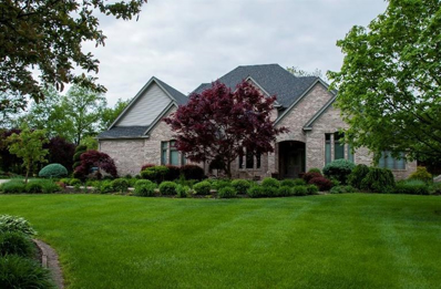 22 Timber Ridge Court, Valparaiso, IN 46385 - #: 428628