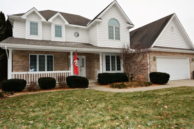 2602 Inverness Drive, Valparaiso, IN 46383 - MLS#: 434582