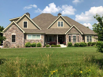 2262 Marrell Hill Road, Valparaiso, IN 46385 - MLS#: 437010