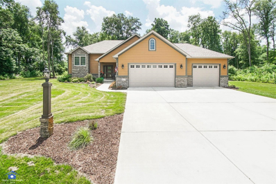 8177 Painted Leaf Drive, DeMotte, IN 46310 - #: 437058