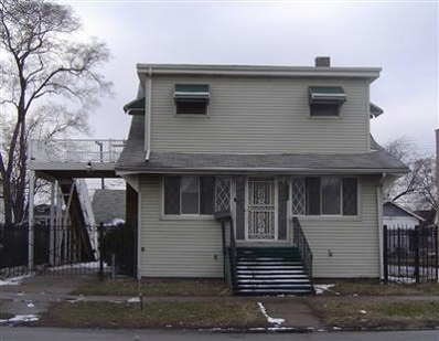 1208 Roosevelt Street, Gary, IN 46404 - #: 437379