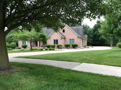 12825 Rambling Rose Lane, St. John, IN 46373 - #: 438220