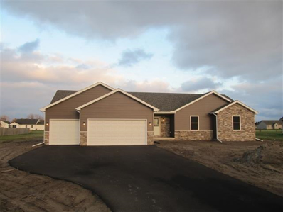 11803 Prairie Ridge Lane, Wheatfield, IN 46392 - #: 438516