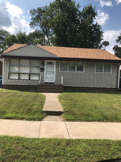 4203 E 12th Place, Gary, IN 46403 - MLS#: 440047