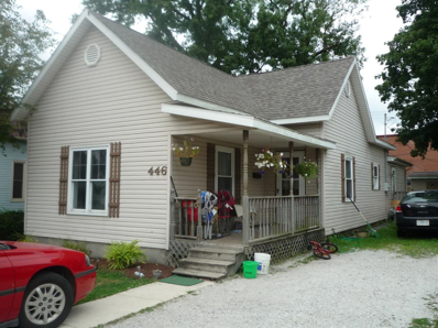446 N Cullen Street, Rensselaer, IN 47978 - MLS#: 440283