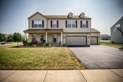 1498 Deer Creek Drive, Dyer, IN 46311 - #: 440534
