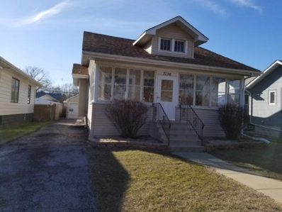 7136 Jackson Avenue, Hammond, IN 46324 - #: 441427