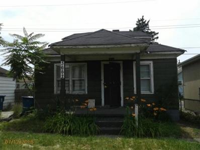3652 Georgia Street, Gary, IN 46409 - #: 441713