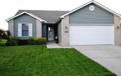 1696 Edith Way, Crown Point, IN 46307 - #: 442546