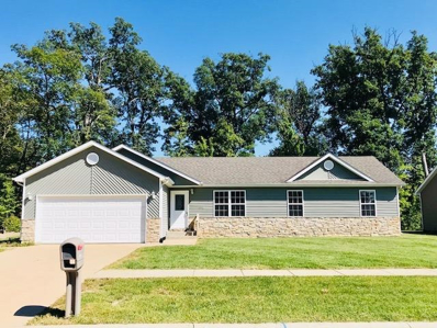 691 Cross Meadows Drive, Valparaiso, IN 46385 - #: 442661
