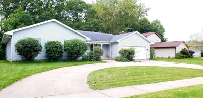 1107 Woodhollow Drive, Schererville, IN 46375 - #: 442998