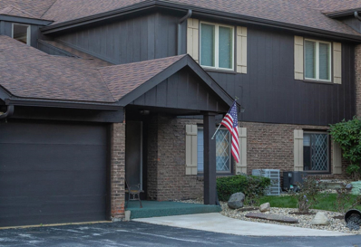 2527 E Lakeshore Drive UNIT # C, Crown Point, IN 46307 - MLS#: 443263