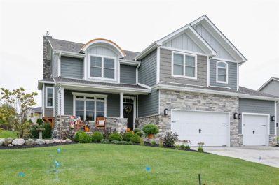 10325 Silver Maple Drive, St. John, IN 46373 - #: 443752