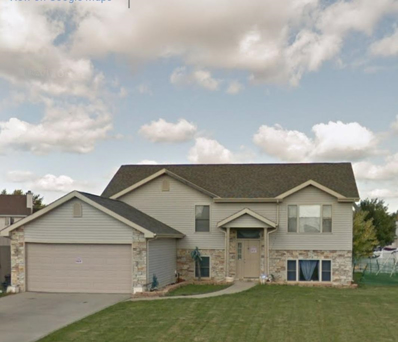 1236 Center Ross Road, Crown Point, IN 46307 - #: 444099