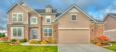 10126 Golden Crest Drive, St. John, IN 46373 - #: 444494