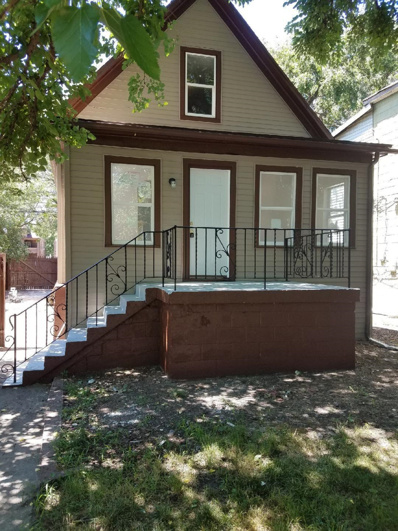 3918 Evergreen Street, East Chicago, IN 46312 - #: 444645