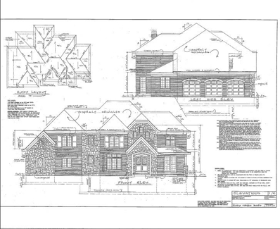 1050 Whitehall Drive, Crown Point, IN 46307 - MLS#: 444967