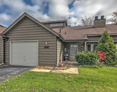 1897 Peachtree Court, Crown Point, IN 46307 - MLS#: 445317